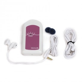 Baby Sound A Fetal doppler with sound cable and pc cable