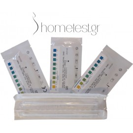 5 HomeTest vaginal pH tests