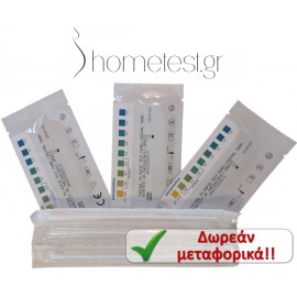 50 HomeTest vaginal pH tests