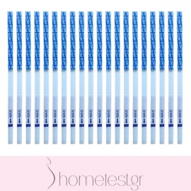 20 HomeTest pregnancy test strips