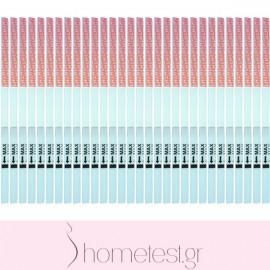 30 HomeTest ovulation test strips