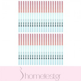 40 HomeTest ovulation test strips