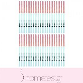 40 τεστ ωορρηξίας HomeTest σε ταινίες