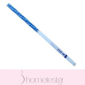HomeTest pregnancy test strip