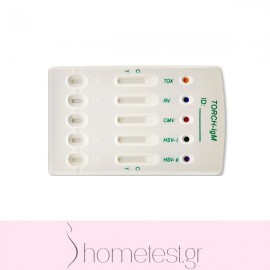 1 HomeTest prenatal TORCH test