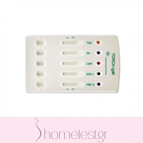 1 HomeTest prenatal TORCH test