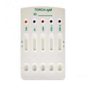 1 τεστ προγεννητικού ελέγχου TORCH HomeTest
