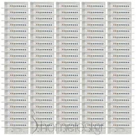 100 τεστ κολπικού pH HomeTest