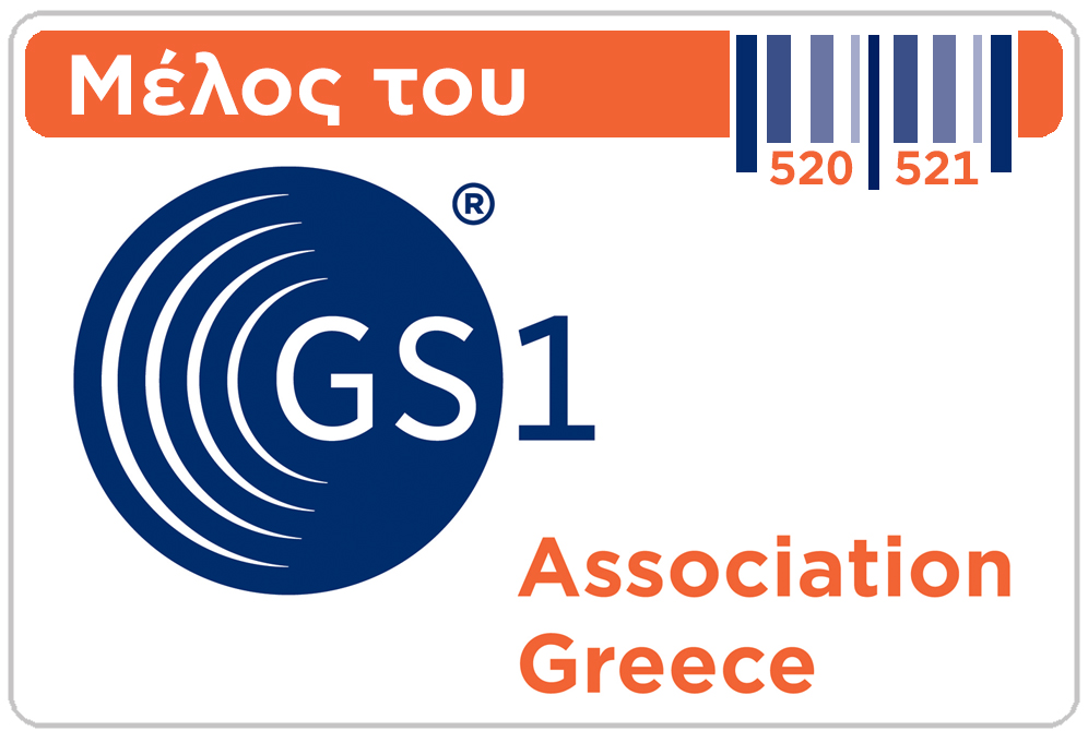 GS1 member association of greece logo